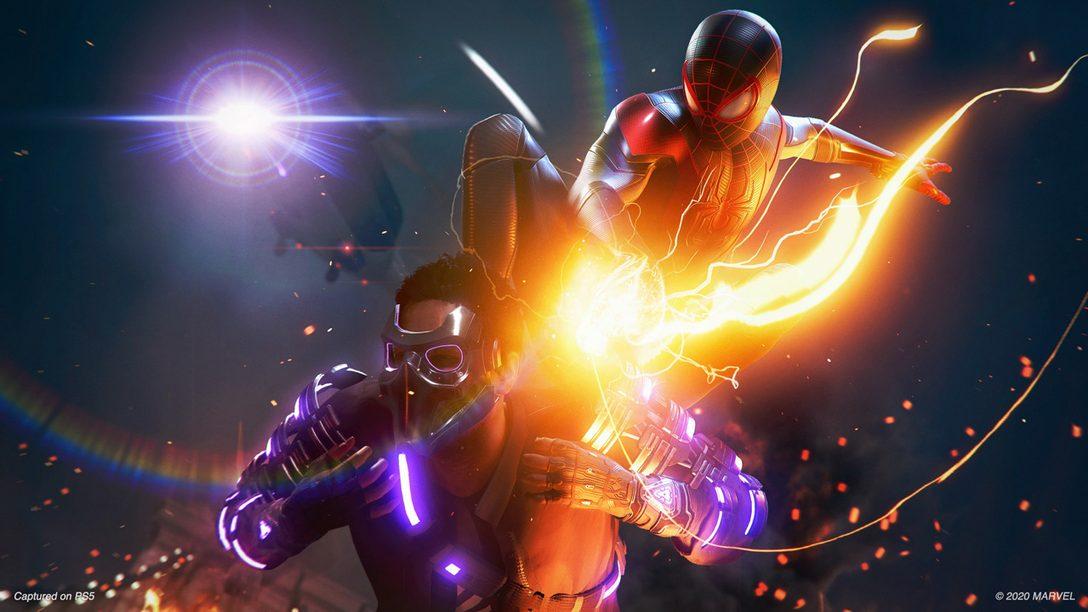 Regardez la nouvelle vidéo de gameplay de Marvel's Spider-Man: Miles Morales