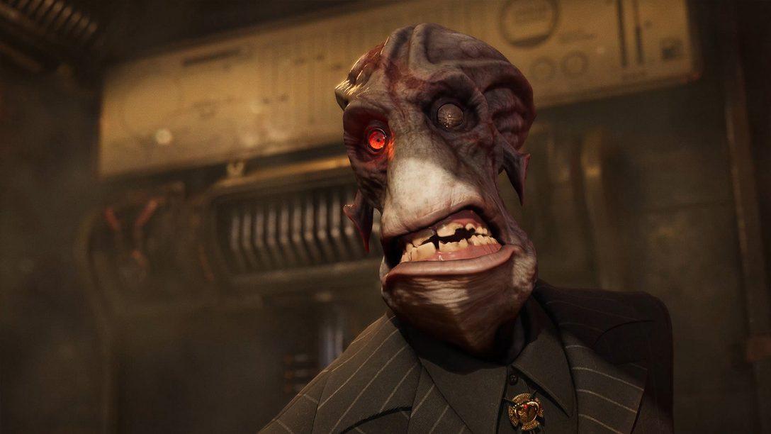 Nouvelle bande-annonce d'Oddworld: Soulstorm sur PS5, un jeu plus vaste et plus riche