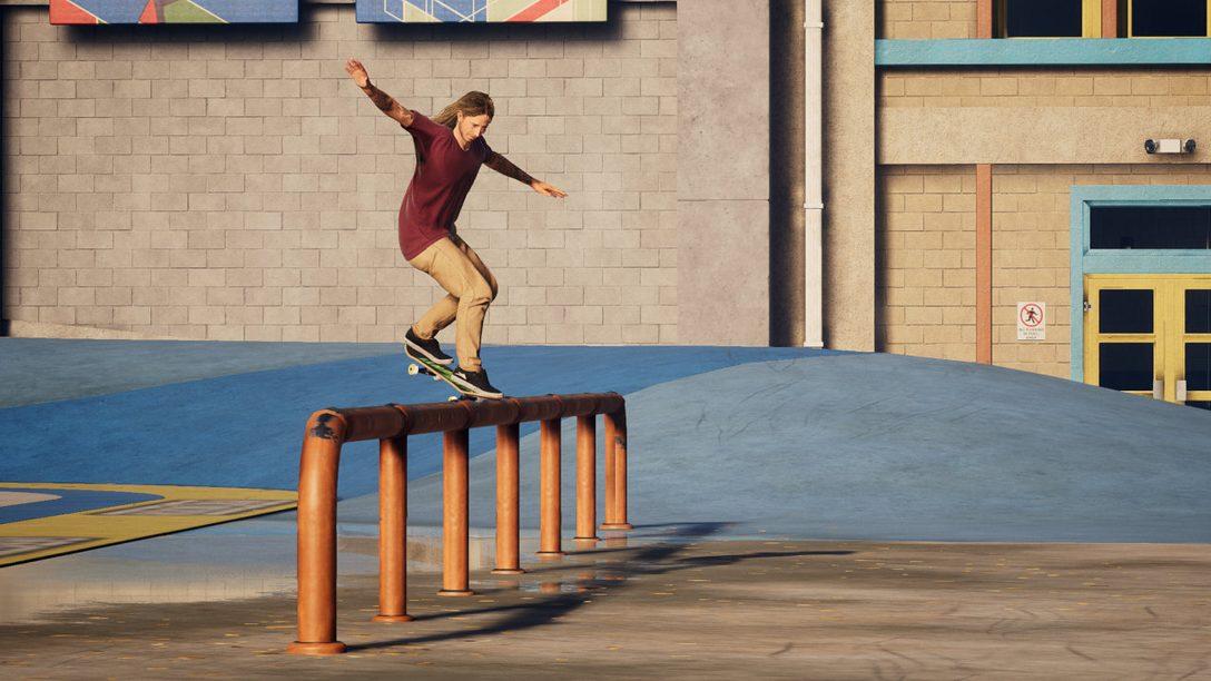 L'héritage continue – Tony Hawk's Pro Skater 1+2 déjà sorti sur PS4