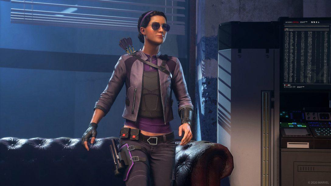 Le conseil de guerre pour la sortie de Marvel's Avengers dévoile Kate Bishop
