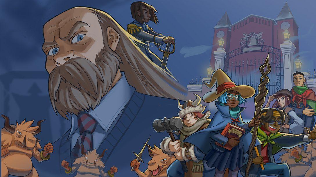 Au cœur du monde de Wintermoor Tactics Club, un RPG chaleureux disponible dès demain sur PS4
