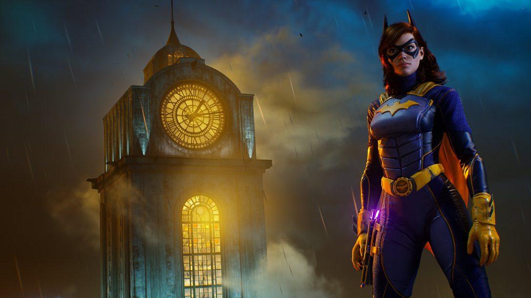 Construire un monde sans Batman : un premier aperçu de Gotham Knights