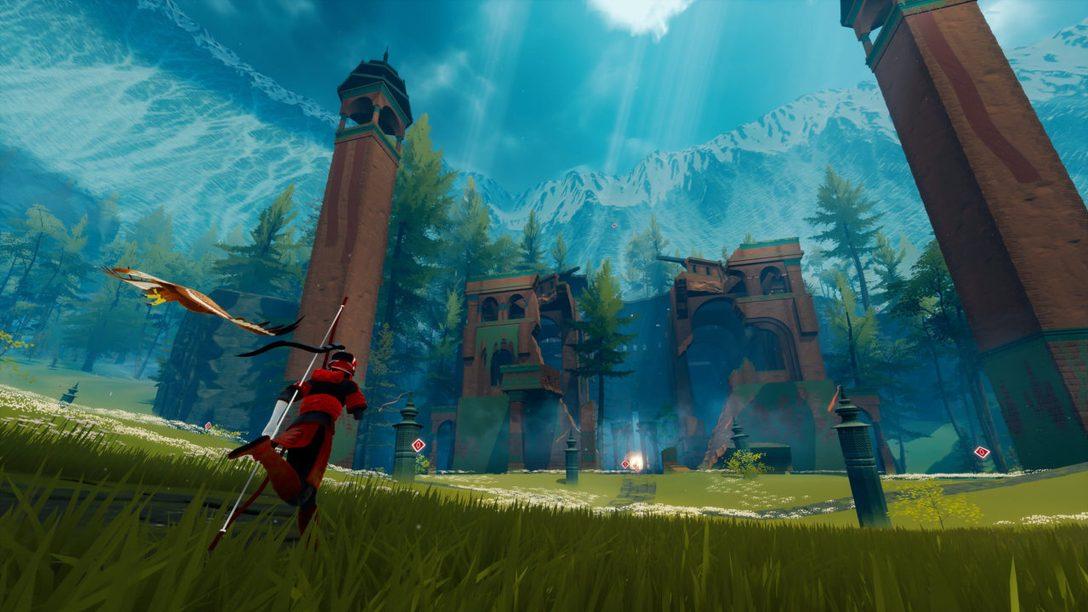 Le vaste et mystérieux monde de The Pathless arrive sur PlayStation 5 le 12 novembre