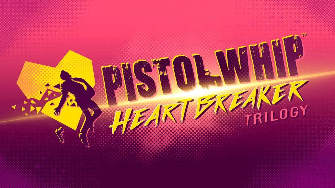The Hearthbreaker Trilogy, la mise à jour de Pistol Whip, est désormais disponible