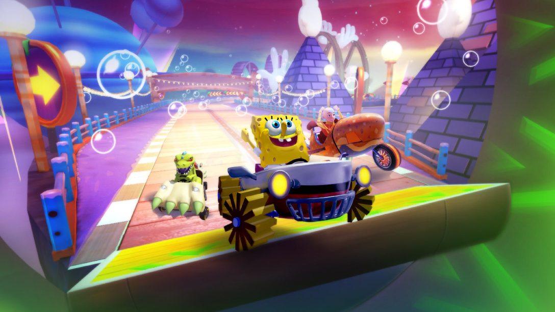 Nickelodeon Kart Racers 2 arrive avec plus d'options de personnalisation, de nouveaux personnages et du slime en pagaille
