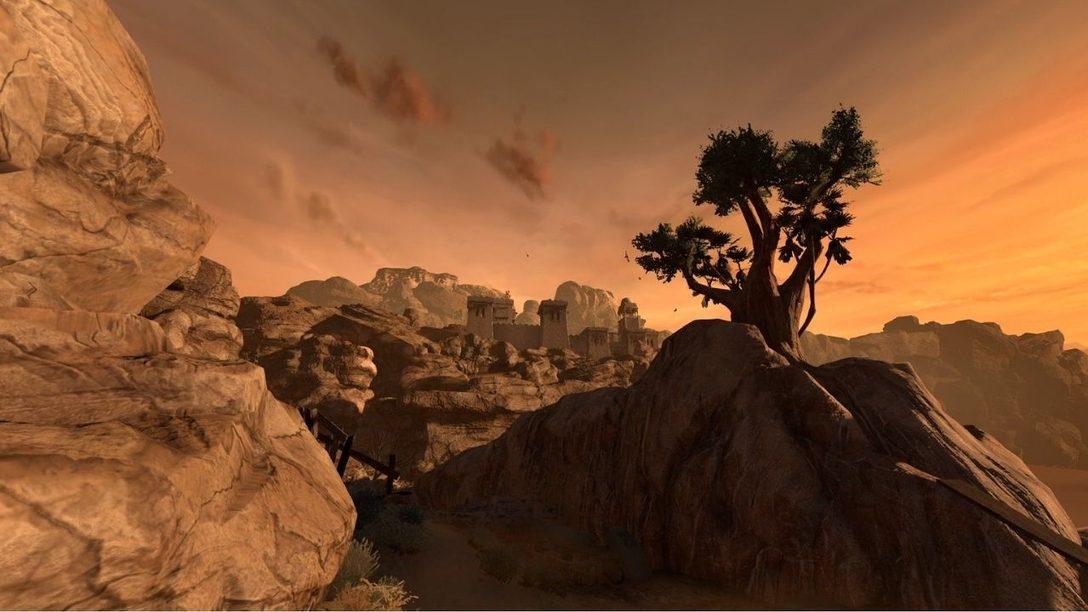 La création du monde d'Amnesia: Rebirth