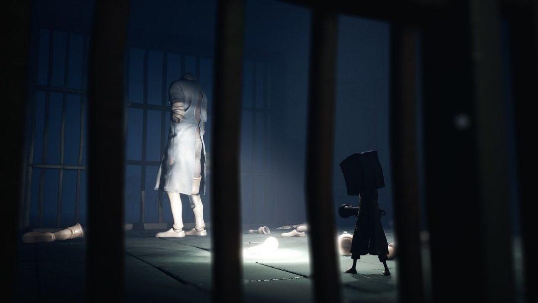 Un premier aperçu de l'hôpital de Little Nightmares II