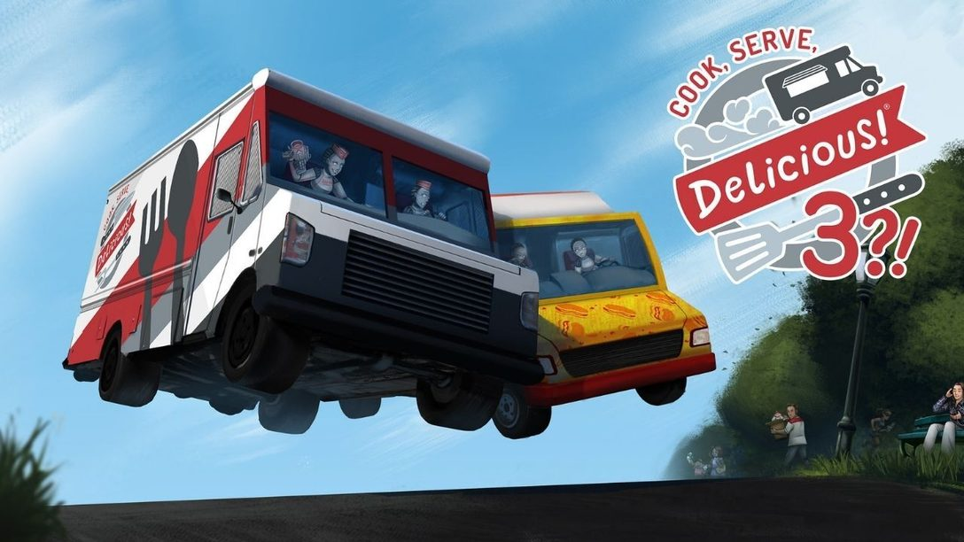 Cook, Serve, Delicious! 3 ?! arrive sur PS4 le 14 octobre
