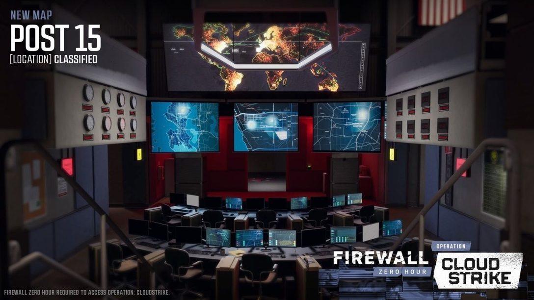 Firewall Zero Hour : fêtez les 2 ans et la nouvelle saison avec l'Opération : Cloudstrike