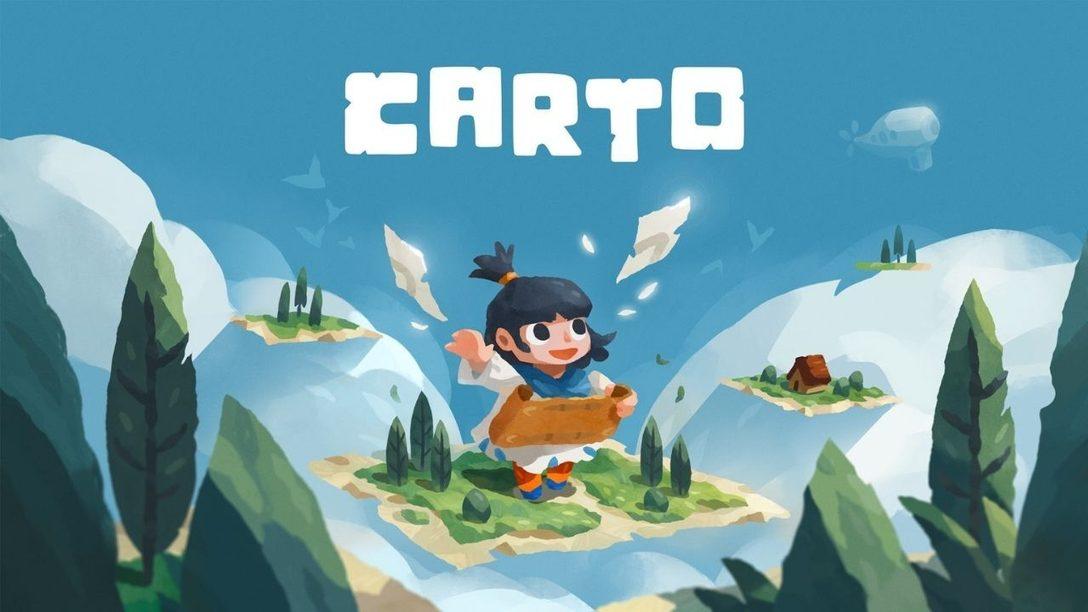 Découvrez l'histoire de Carto, sorti aujourd'hui sur PS4