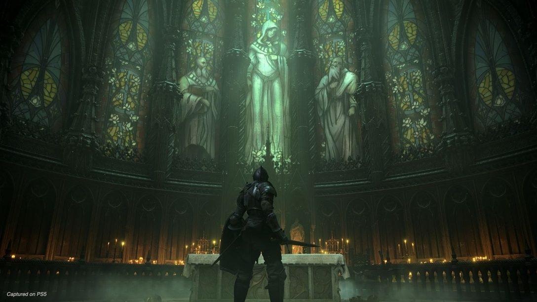 De nouvelles informations sur les lieux, les boss et le gameplay de Demon's Souls