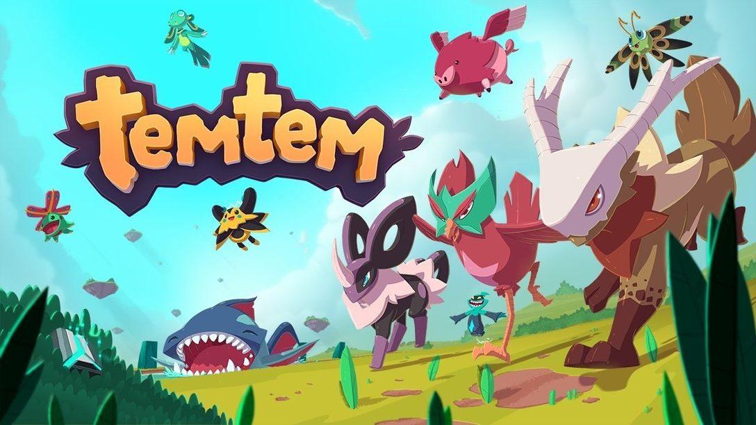TemTem fait son grand début sur console en exclusivité sur PS5