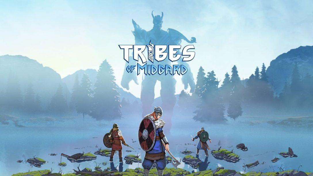 Luttez contre la fin du monde dans Tribes of Midgard