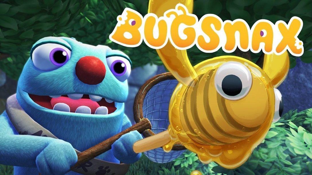 Bugsnax gratuit à sa sortie sur PS5 pour les abonnés PS Plus