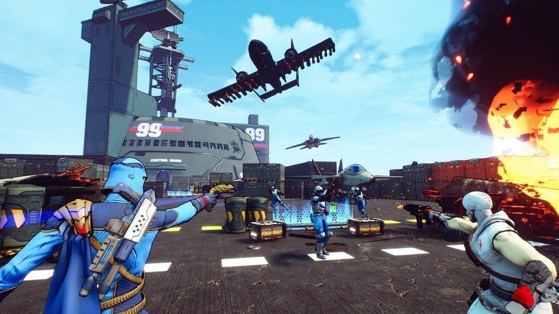G.I. Joe : Operation Blackout, un jeu fait par les fans pour les fans, sortira demain