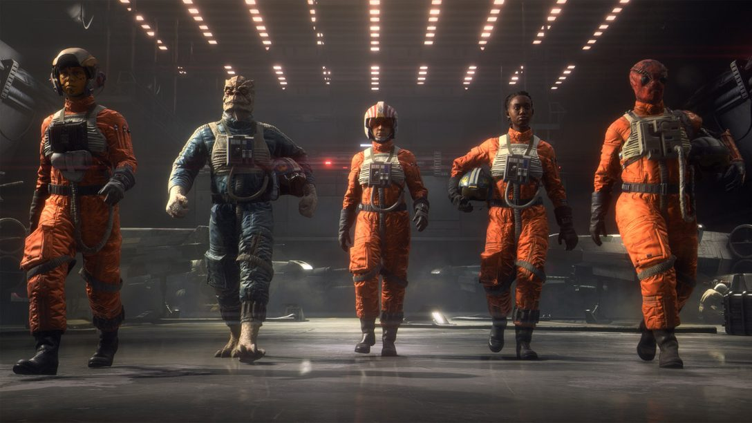Cinq conseils pour vous préparer au décollage dans Star Wars: Squadrons