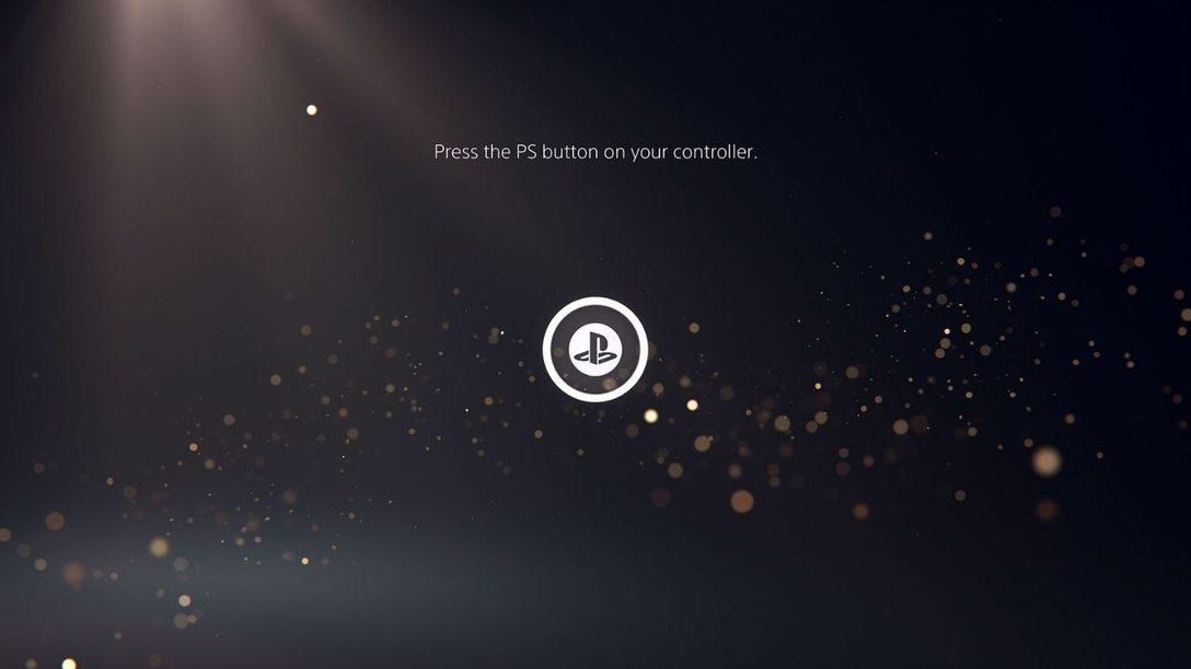 Premier aperçu de l'expérience utilisateur de nouvelle génération de la PlayStation 5