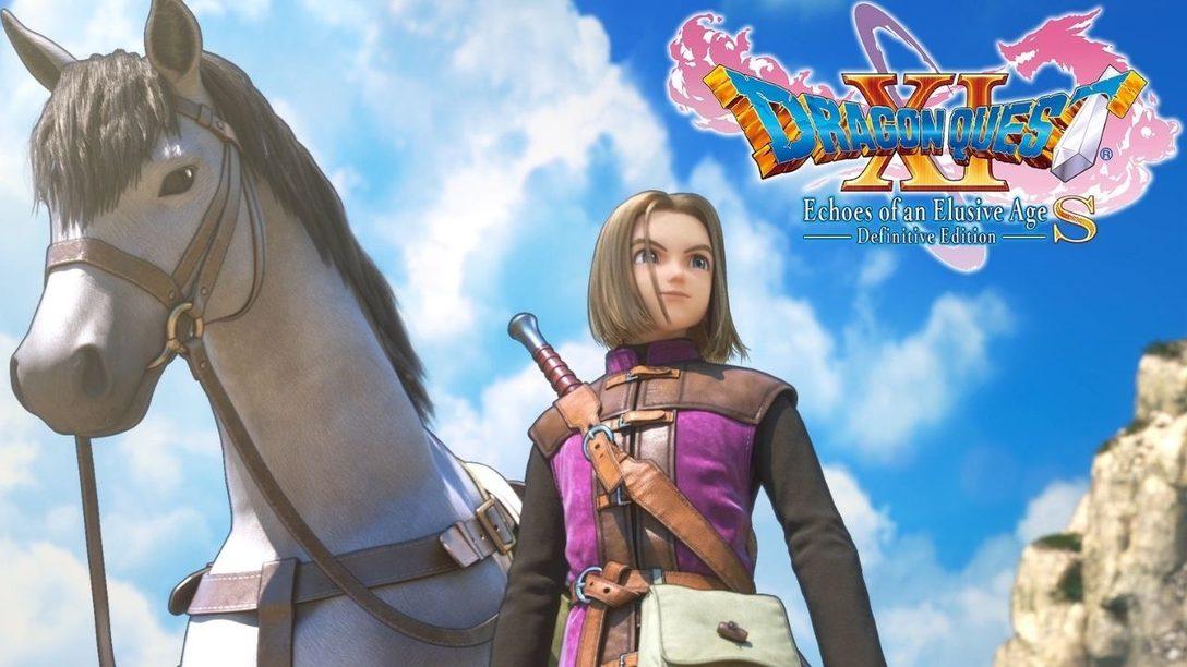 La démo de Dragon Quest XI S : Les Combattants de la destinée – Édition ultime est maintenant disponible !