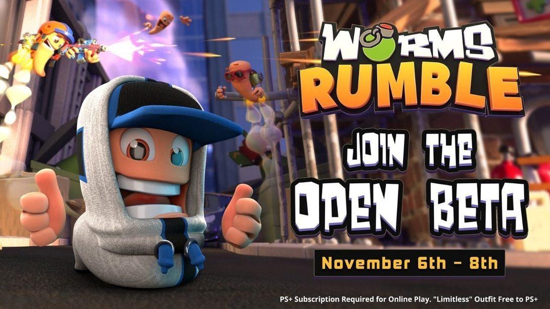 7 conseils pour dominer vos adversaires dans la bêta ouverte de Worms Rumble ce week-end