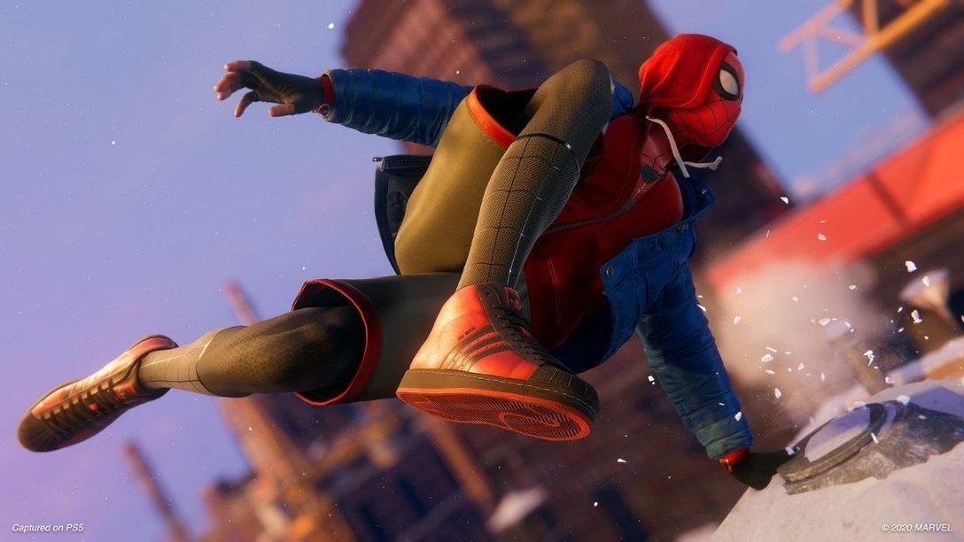 Incarnez un super-héros Superstar dans Marvel's Spider-Man: Miles Morales