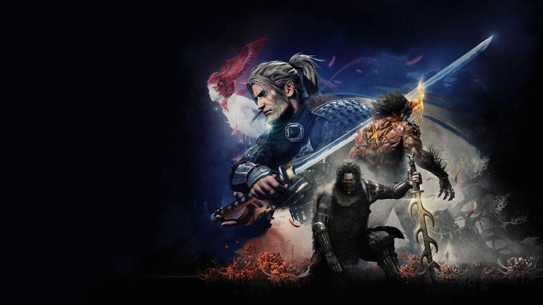 La Collection Nioh annoncée sur PS5, lancement en février prochain