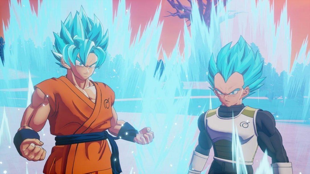 Le deuxième épisode de combat de boss arrive demain dans Dragon Ball Z: Kakarot