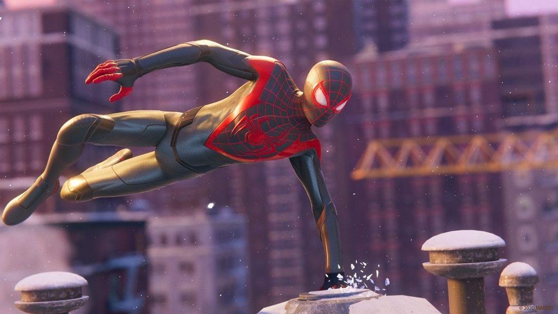 Marvel's Spider-Man: Miles Morales sort cette semaine sur PS4 et PS5