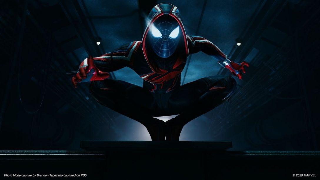 Marvel's Spider-Man: Miles Morales, la bande-annonce du mode Photo et les astuces des développeurs