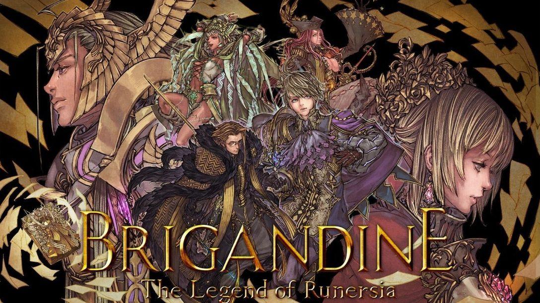 Brigandine: The Legend of Runersia – Le retour du jeu de rôle tactique culte sur PlayStation
