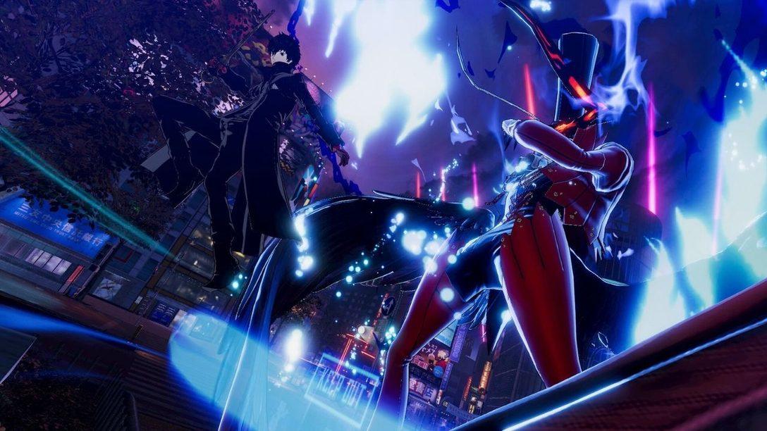 Les Voleurs Fantômes seront de retour sur PS4 le 23 février dans Persona 5 Strikers