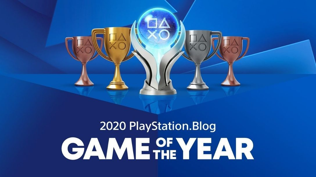 Les votes du PlayStation Blog pour le meilleur jeu de l'année sont ouverts !