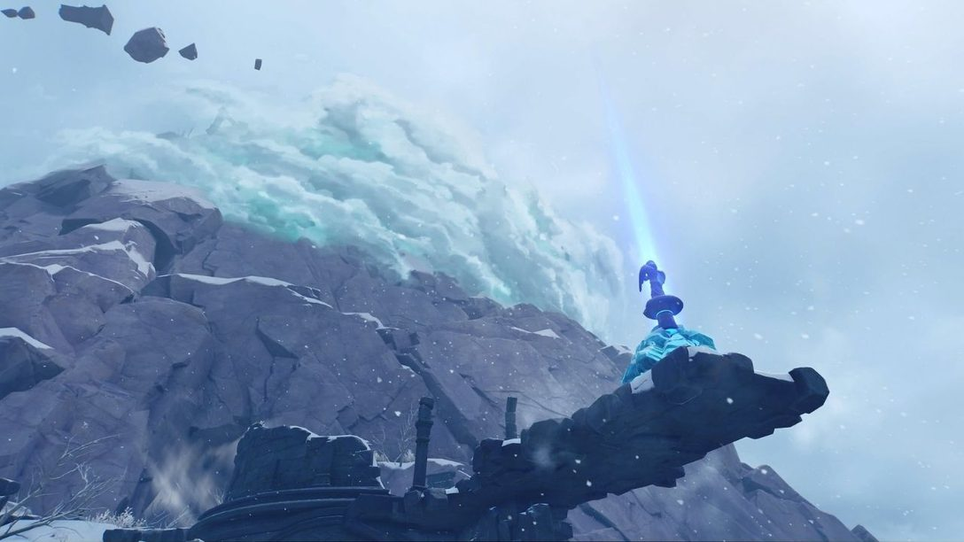 Genshin Impact V1.2 : Préparez-vous à découvrir L'Échine du Dragon