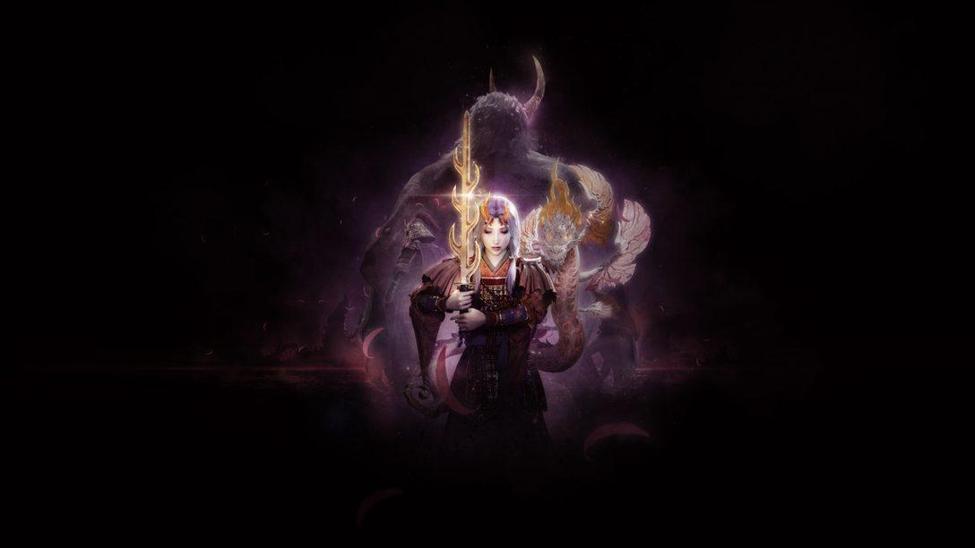 Le Premier Samouraï, l'extension finale de Nioh 2, sort aujourd'hui