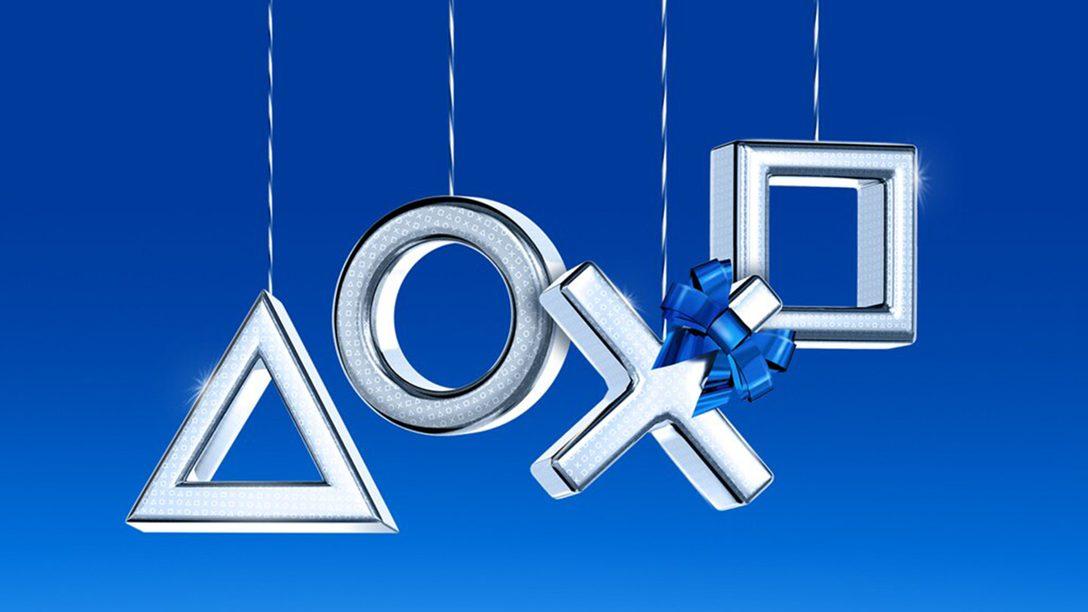 Bonnes fêtes de fin d'année 2020 de la part du PlayStation.Blog