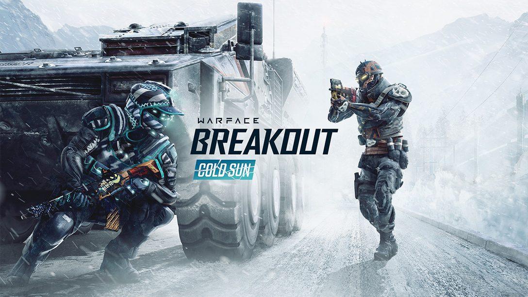 Survivez à Cold Sun, la nouvelle saison de Warface: Breakout