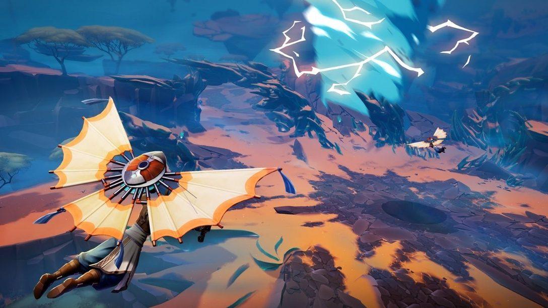 Dauntless Reforged remanie la chasse et la progression le 3 décembre