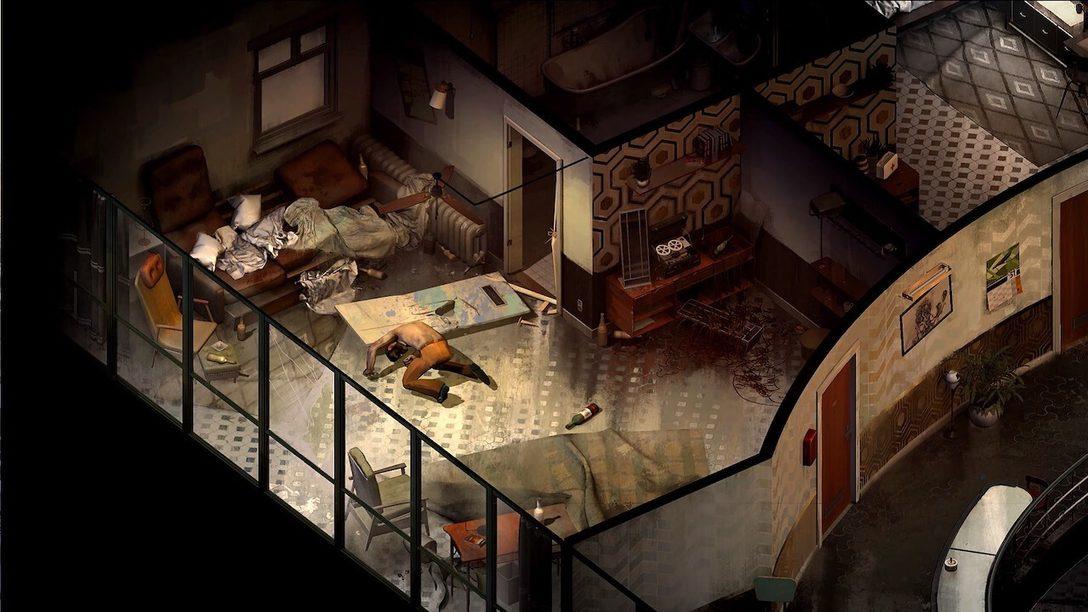 Disco Elysium – The Final Cut arrivera sur PS4 et PS5 en 2021