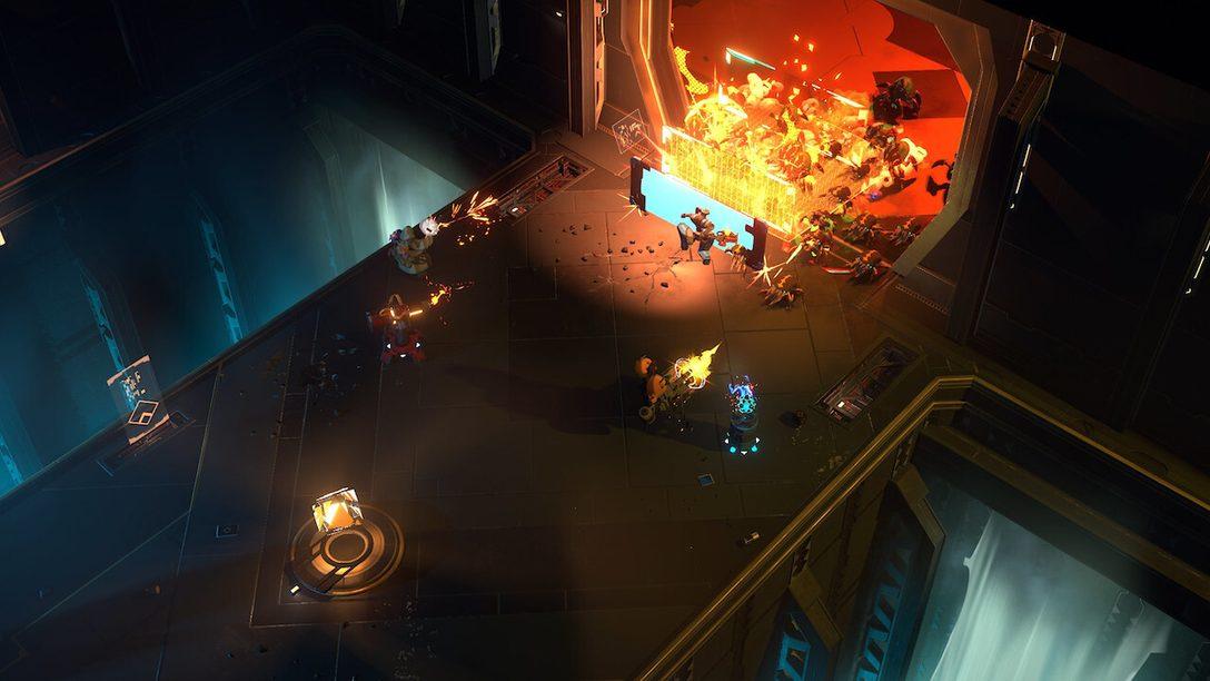 Amplitude Studios revient sur la scène des rogue-lites avec Endless Dungeon