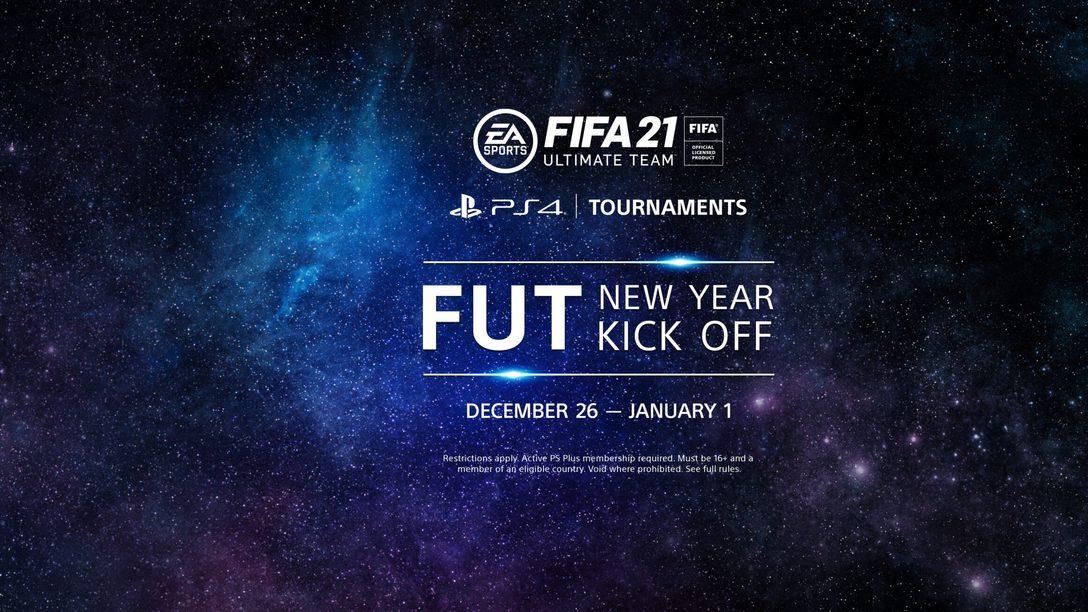 Donnez le coup d'envoi de la nouvelle année avec les tournois FUT sur PS4