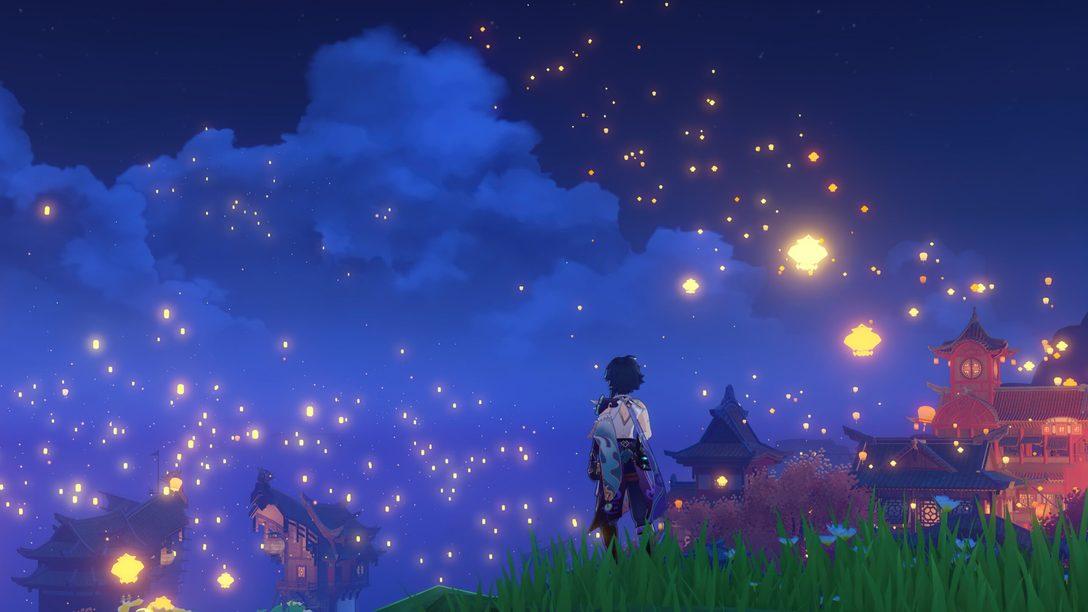 Genshin Impact version 1.3 : Célébrez le nouvel an de Teyvat avec le Festival des lanternes le 3 février !