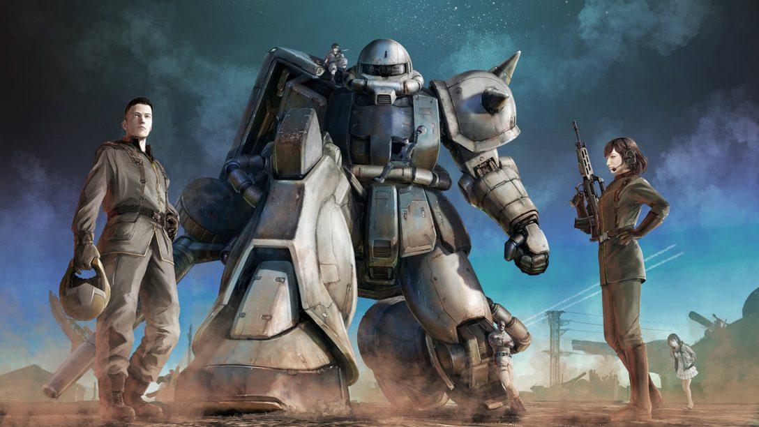Mobile Suit Gundam Battle Operation 2 débarque le 28 janvier sur PS5