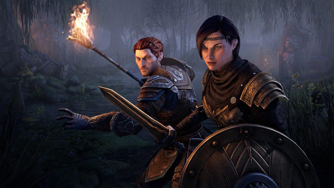 Franchissez les Portes d'Oblivion, la nouvelle saga de Elder Scrolls Online pour cette année
