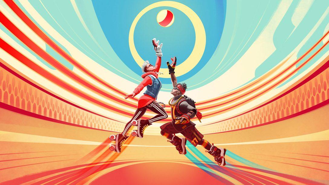 La bêta fermée de Roller Champions arrivera le 17 février sur PS4 dans les pays européens sélectionnés