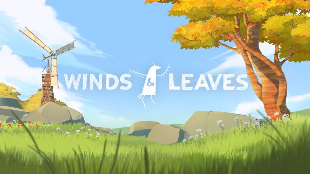 Façonnez des forêts de vos propres mains dans Winds & Leaves, une exclusivité PS VR disponible au printemps