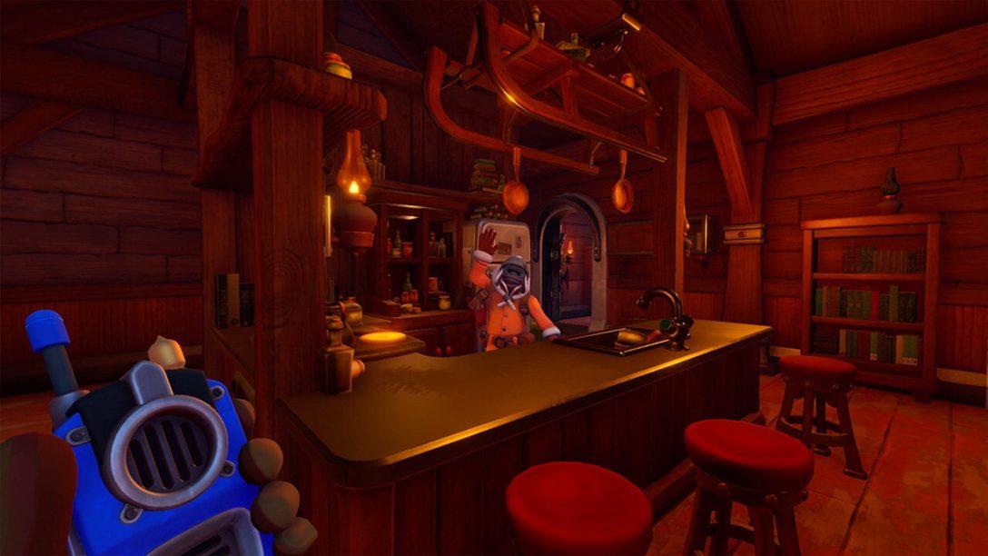 Le jeu de réflexion en coop We Were Here est disponible gratuitement sur PS4