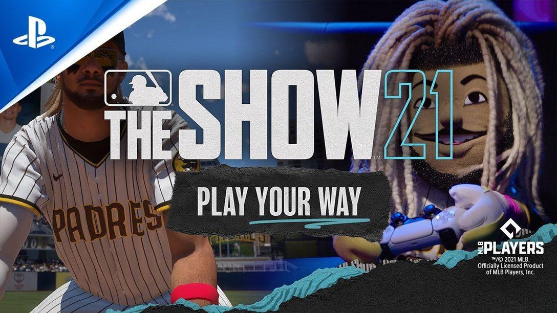 MLB The Show 21 présente Stunt on your Rivals avec Coach et Fernando Tatis Jr.