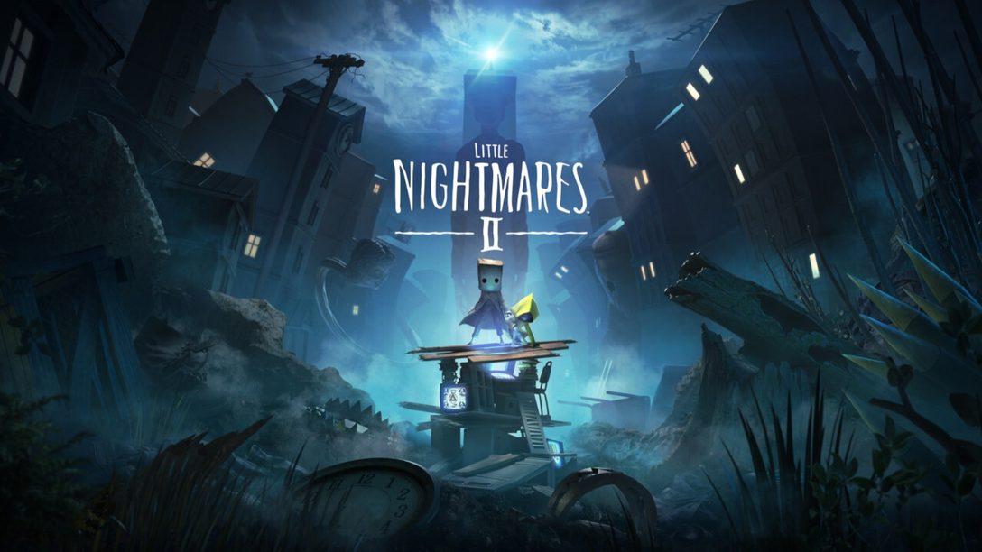 Little Nightmares II : un guide de la fuite pour enfant