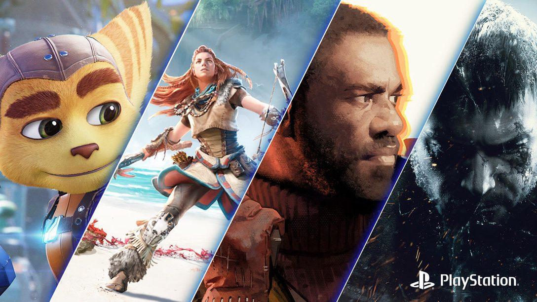 Les titres les plus attendus par les développeurs PlayStation en 2021 et au-delà