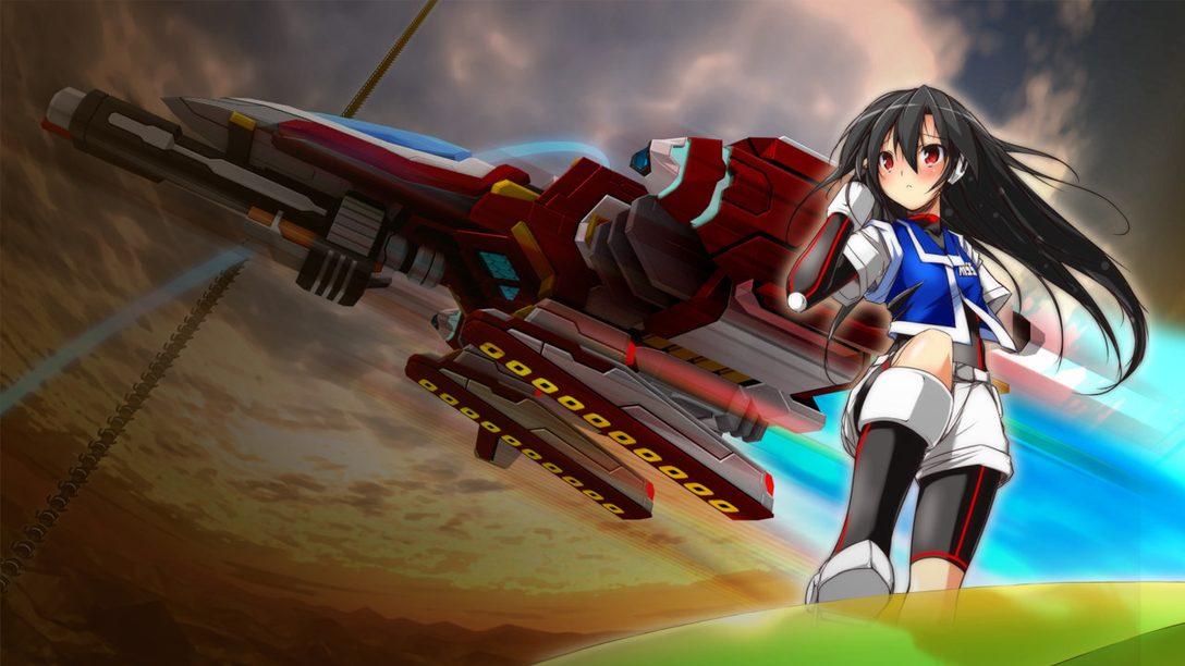 Avec Natsuki Chronicles, c'est un superbe jeu de tir à défilement horizontal qui débarque sur PlayStation le 18 février