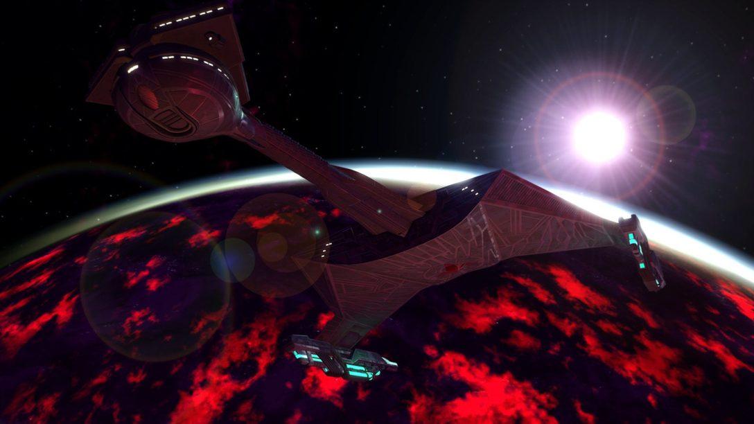 Comment Star Trek Online a reconstruit l'Empire Klingon